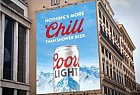 Coors Light: Nothing's More Chill Than Shower Beer