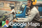 Google: Google Maps for 2-Wheelers