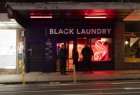 Steinlager: The Black Laundry