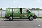 Transporter Vans: Vegan Meal Co.