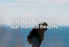 National Parks and Wildlife Service South Australia: Social Distancing – mental health