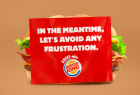 Burger King: In The Meantime, Let's Avoid Any Frustration