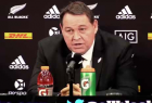 SKY Sport: Steve Hansen - Tomorrow Would Be Great