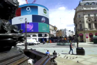 UK Government: Enjoy Summer Safely, Piccadilly Circus