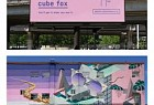 Vancouver Mural Festival: You'll get it when you see it: Cube fox