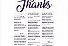 Cadbury Dairy Milk: Fill In The Thanks, 4