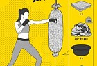Gold's Gym: Gym It Yourself - Punching Laundry