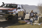 Toyota Hilux: Toyota Hilux - Retrace