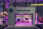 Volkswagen: World's Smallest Dealership