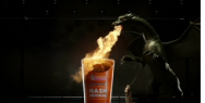 Dunkin' Donuts Oven-Toasted Products: Dragon