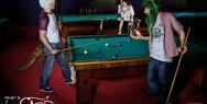 Mix Brasil: Pool table