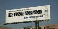 Absolut: Winning Lotto Numbers
