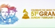 The 51st GRAMMY Awards: Coldplay