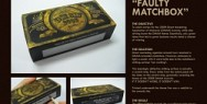 DMAM call for entries: The Faulty Matchbox