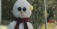 Chicken Licken: Chilly the real snowman boy