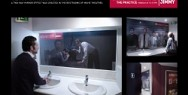 Jimmy: the two-way mirror campaign
