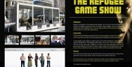 Refugee Aid Belgium: The Refuge Game Show