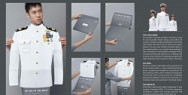 Republic of Singapore Navy: Uniform
