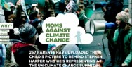 Moms Against Climate Change: Demonstration