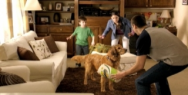 Wal-Mart: Family Moments - Bounty_Wet Dog
