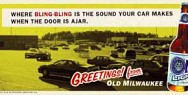 Old Milwaukee: Bling