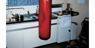 Domestic Violence: Punch Bag