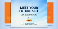 ING Insurance: Meet Your Future Self