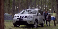 Nissan X-TRAIL: See Everything 1