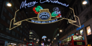 Marmite: Christmas Lights