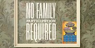New York Lottery: No Family Participation Required