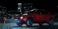 Nissan Juke: Chase The Pin