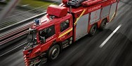 Volkswagen: Fire Engine