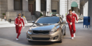 2014 Kia Optima Limited: Trailer