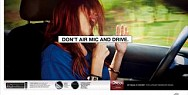 Peugeot 207: Don`t Air Mic and Drive