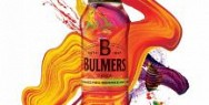 Bulmers Cider: Crushed Red Berries And Lime