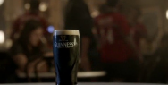 Guinness: Empty Chair