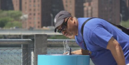 The Partnership for a Healthier America: Drink Up Fountain