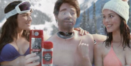Old Spice: Hot Tub