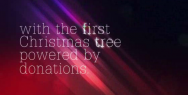 Westpac: The First Christmas Tree Powered By Donations