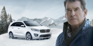 Kia Sorento: The Perfect Getaway