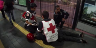Red Cross: SOS SMS