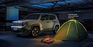 Jeep Renegade: Live an adventure every day