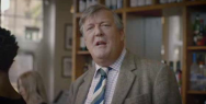 Heathrow Airport: Stephen Fry Welcomes You To Heathrow