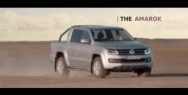 Volkswagen Amarok: Guess The Naked Ute TVC Reveal