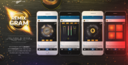 Miller Genuine Draft: RemixGram, the first DJ mixer on Instagram