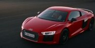 Audi R8: Blink Experience