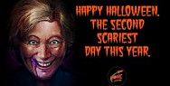 Atomic Candy: Halloween, Hillary