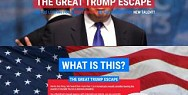 Round & Round: The Great Trump Escape