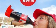 Coca-Cola: Selfie Bottle