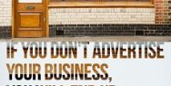 RPO Outdoor Media: If you don't advertise your business,  you will end up advertising your  store